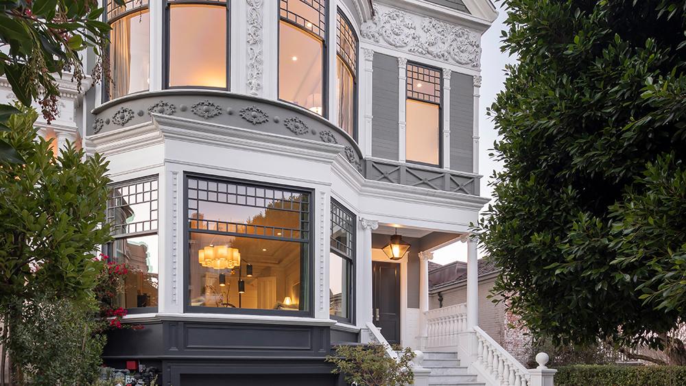 Meg Ryan San Francisco home