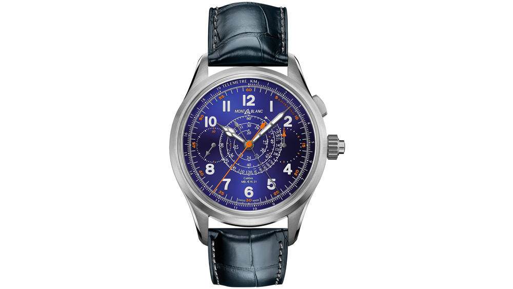 Montblanc Limited Edition 1858 Split Second Chronograph