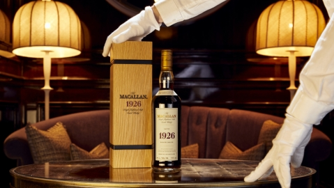 Whisky Auctioneer Richard Gooding Perfect Collection