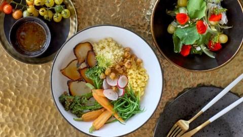 Singita safari camp cookbook