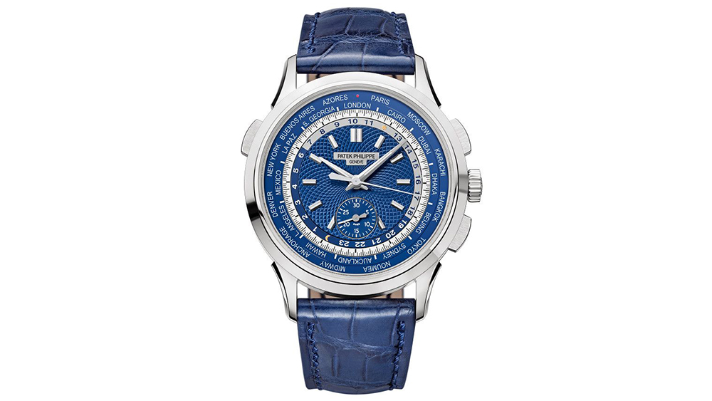 Patek Philippe Complications World Time Chronograph