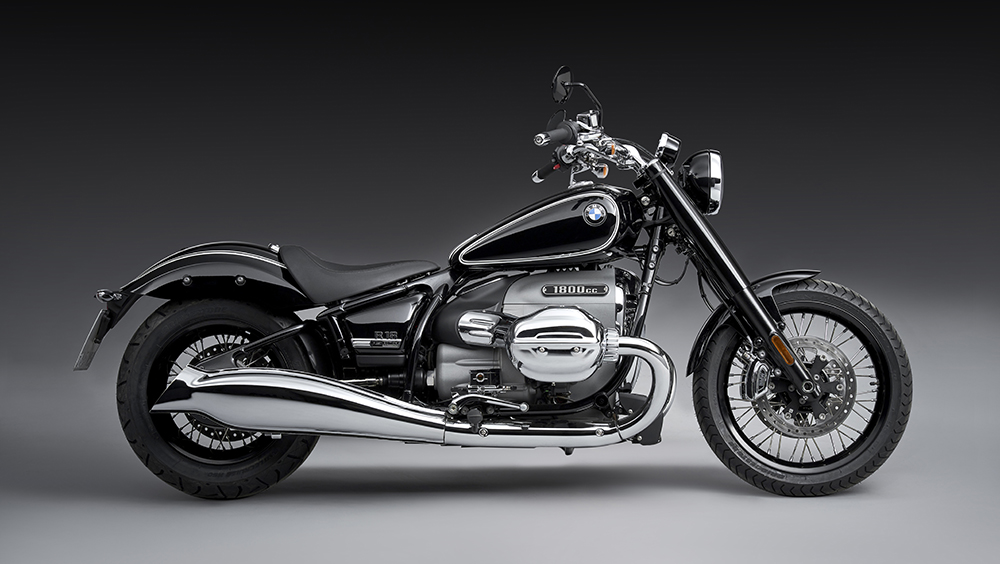 BMW R 18 motorcycle