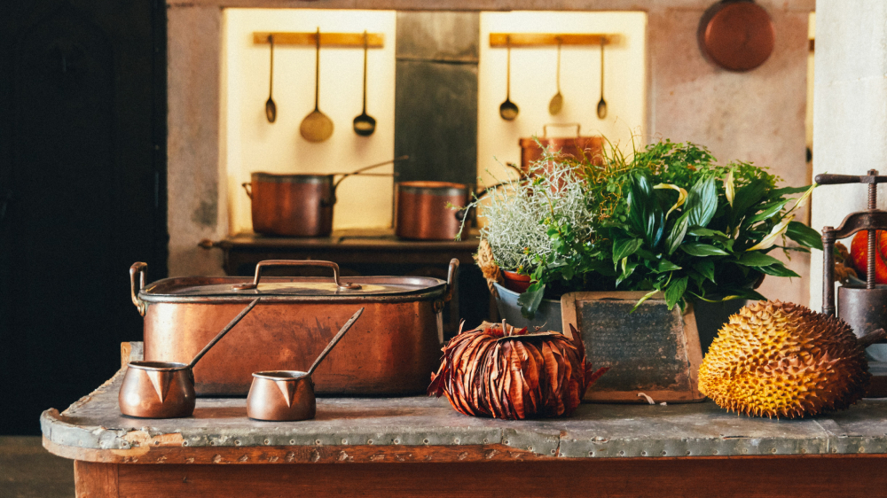 copper cookware sets