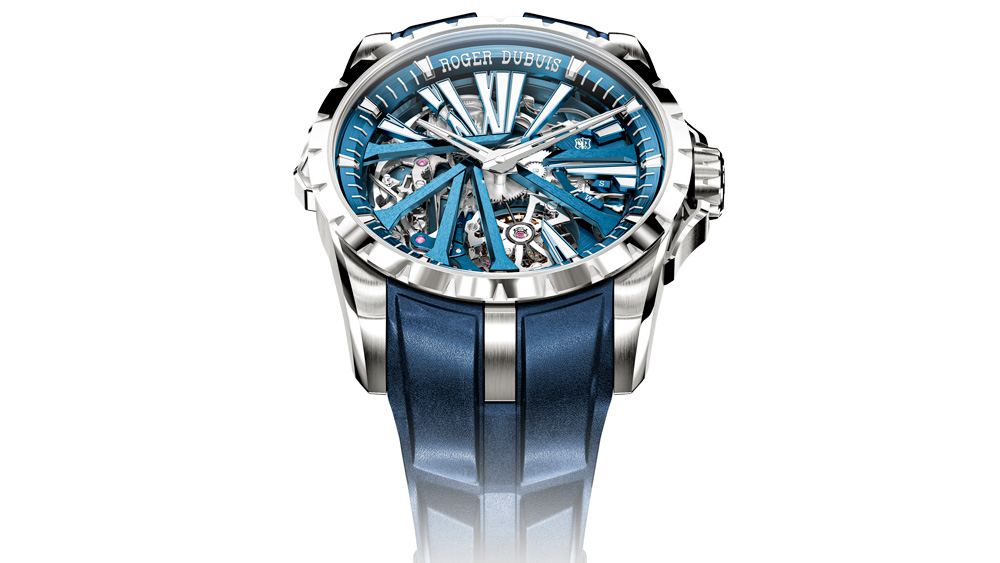 Roger Dubuis Excaliber Diablous In Machina