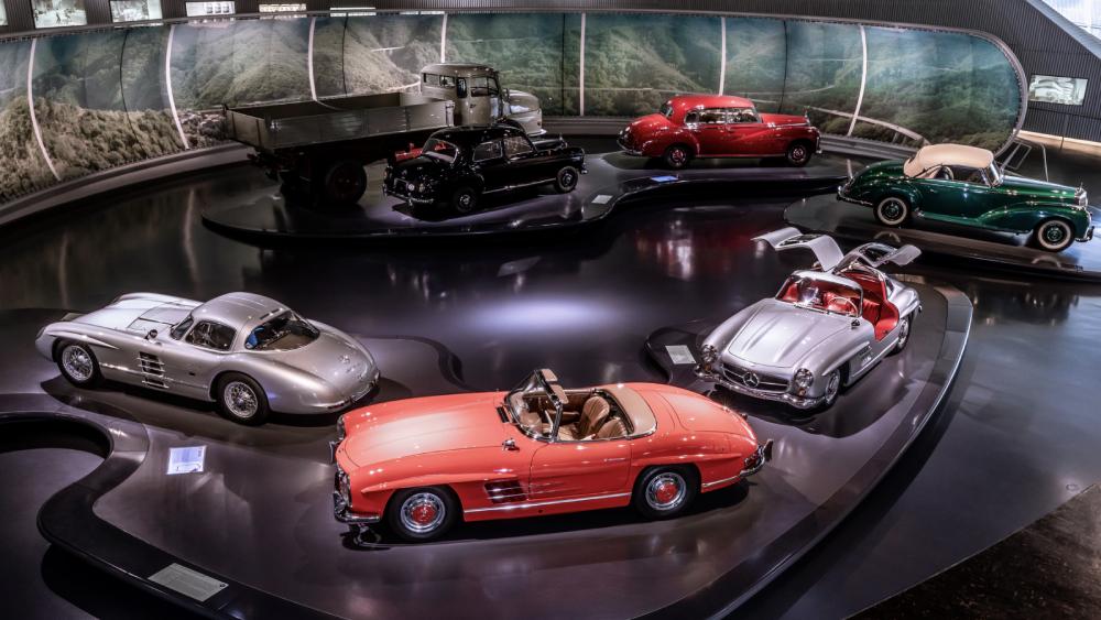 Mercedes-Benz virtual museum