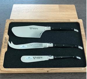 Laguiole en Aubrac Cheese Knife Set