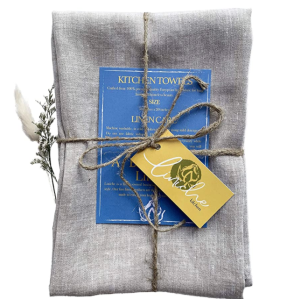 Liniche Home Linen Tea Towels