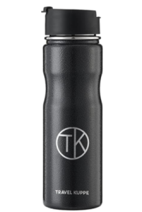 Travel Kuppe Vacuum Insulated Water Bottle