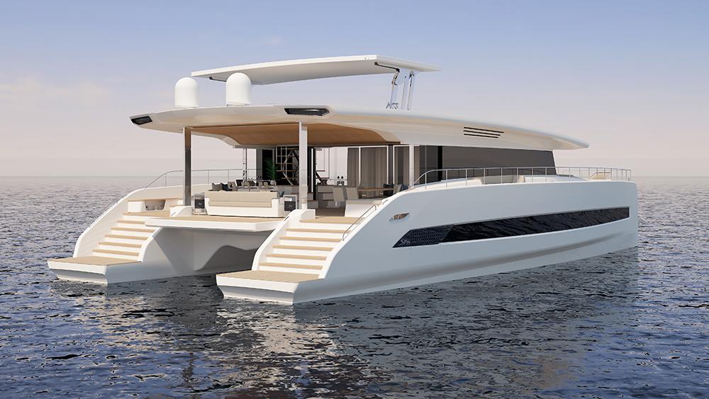Silent Yachts Silent 80