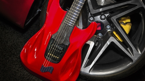 Saleen Automotive Stratocaster S1