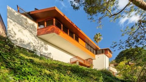 The Lautner Residence
