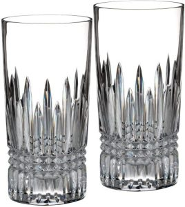 Waterford Lismore Diamond Highball Glass Set