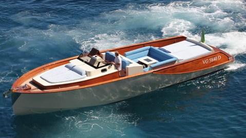 WoodenBoats WB 40 Classic