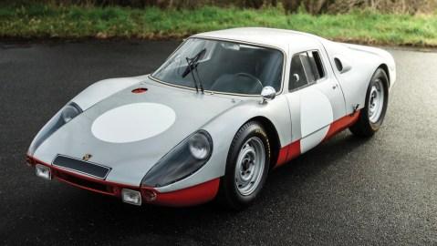 A 1964 Porsche 904 GTS.