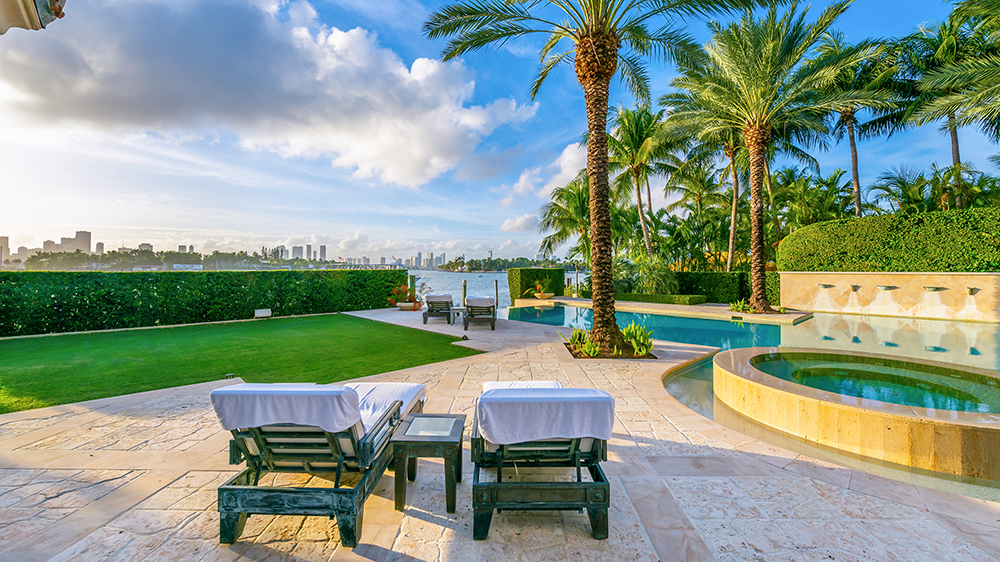 13 Star Island Drive Miami Mansion