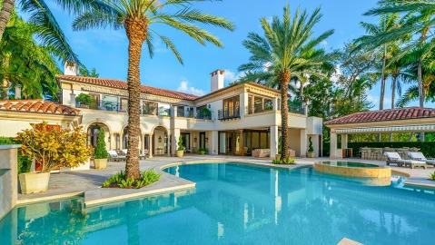 13 Star Island Drive Miami Mansion