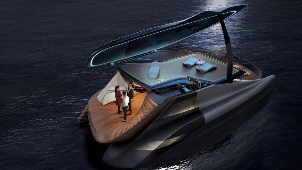 Piano Yacht