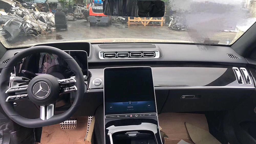 2021 Mercedes-Benz S-class Interior