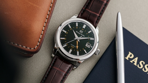 Grand Seiko x Watches of Switzerland Toge Special Edition Watch