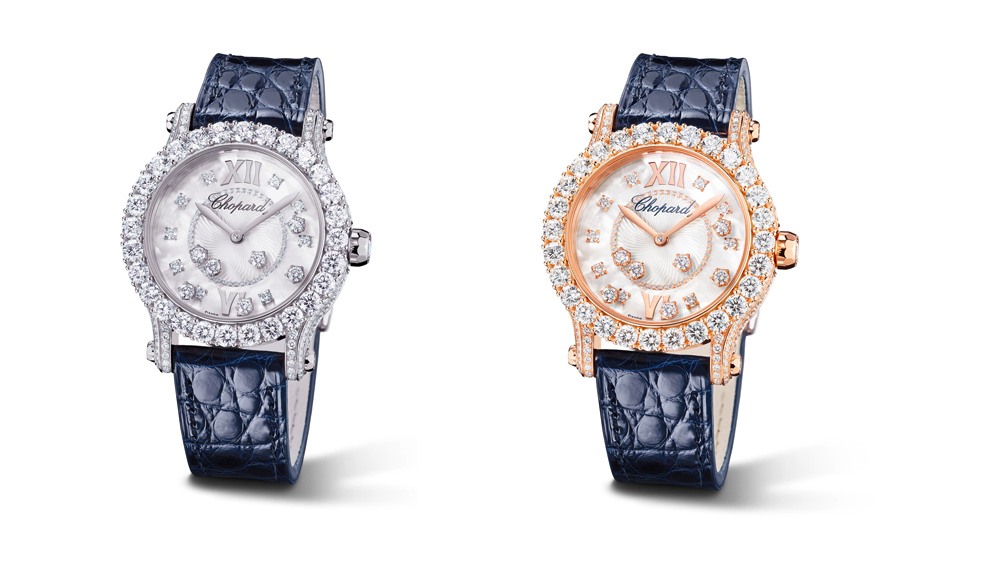Chopard Happy Sport Watches
