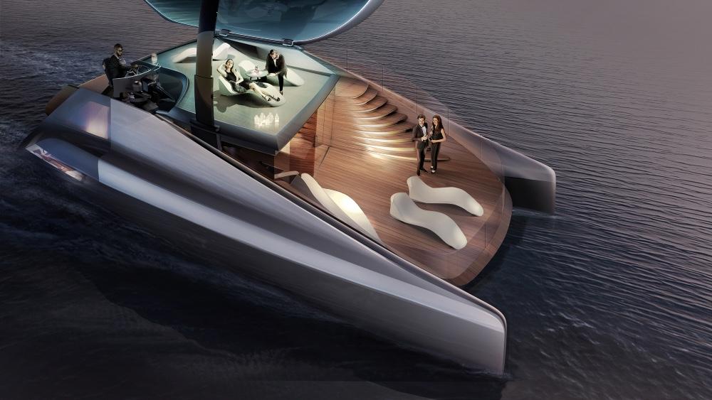 Piano Boat