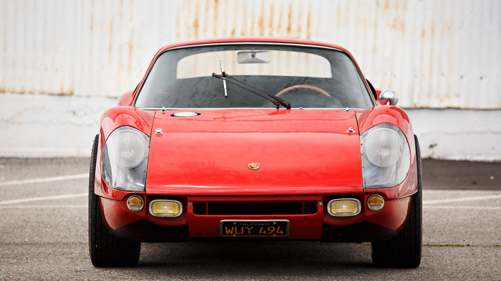 A 1964 Porsche 904 Carrera GTS.