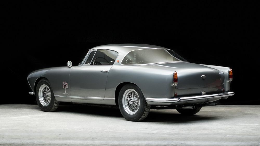 A 1956 Ferrari 250 GT Berlinetta Prototipo.