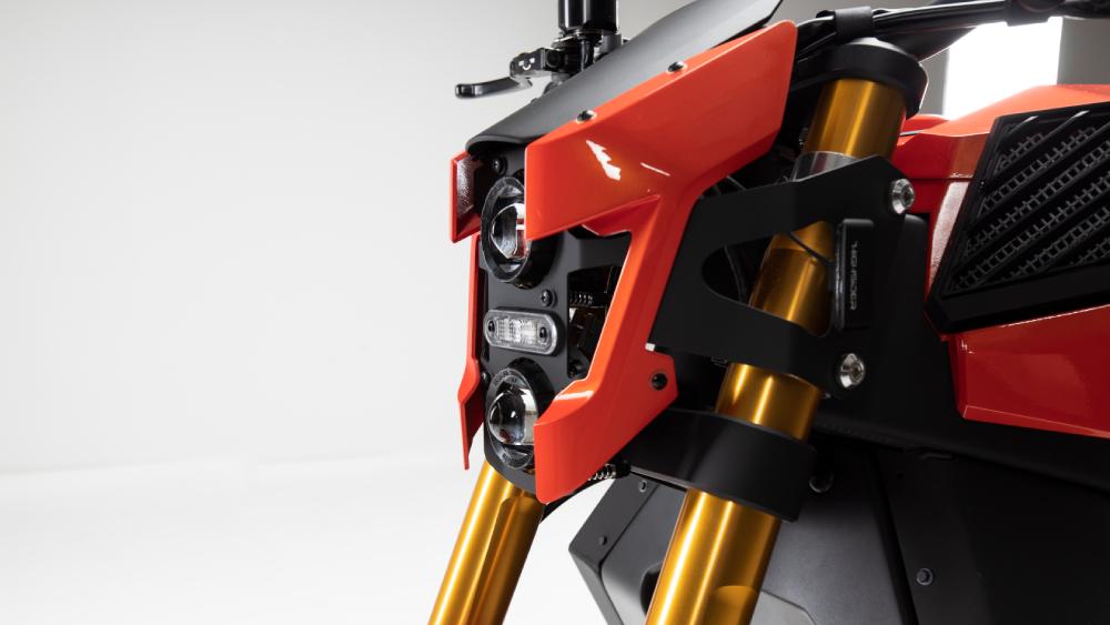 Verge TS motorcycle