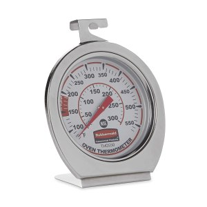 Rubbermaid Commercial Instant Read Oven Thermometer
