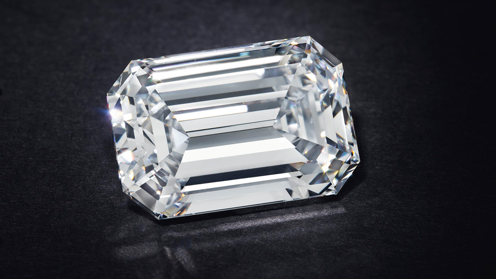 Christie's Diamond Ring of 28.86 Carats, D Color, VVS1 Clarity and Type Ila