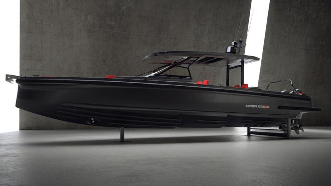Brabus Shadow 900 Black Ops Boat