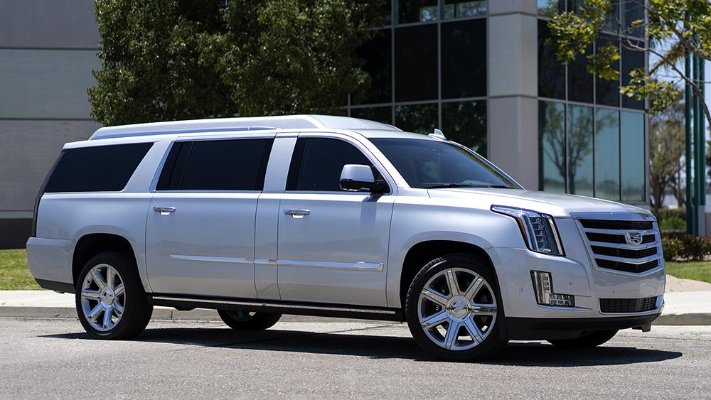 2017 Becker étiré Cadillac Escalade ESV