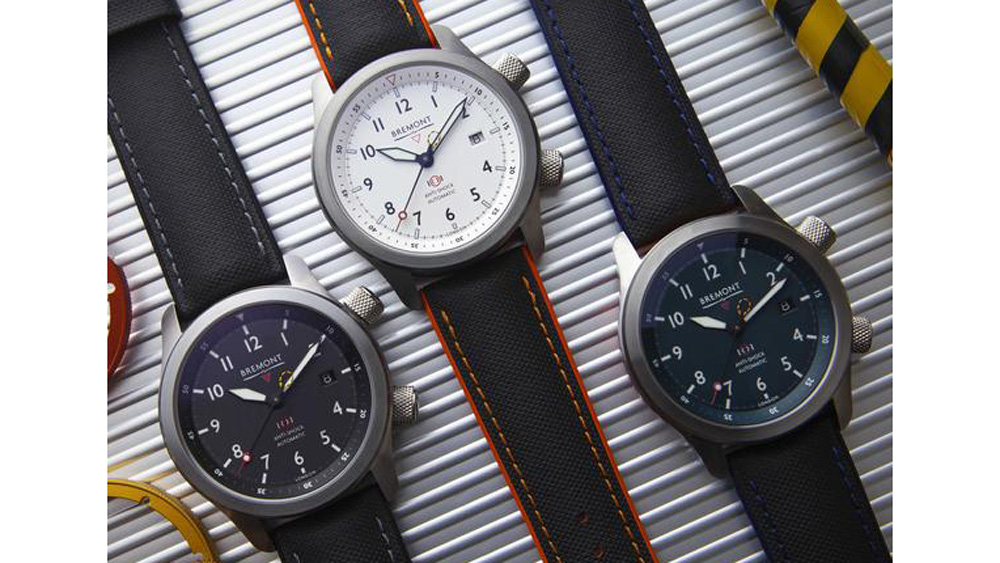 Bremont MBII Watches