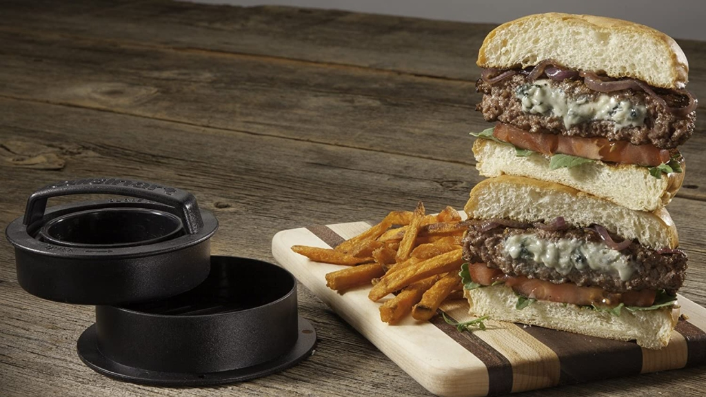 Burger Press, Amazon