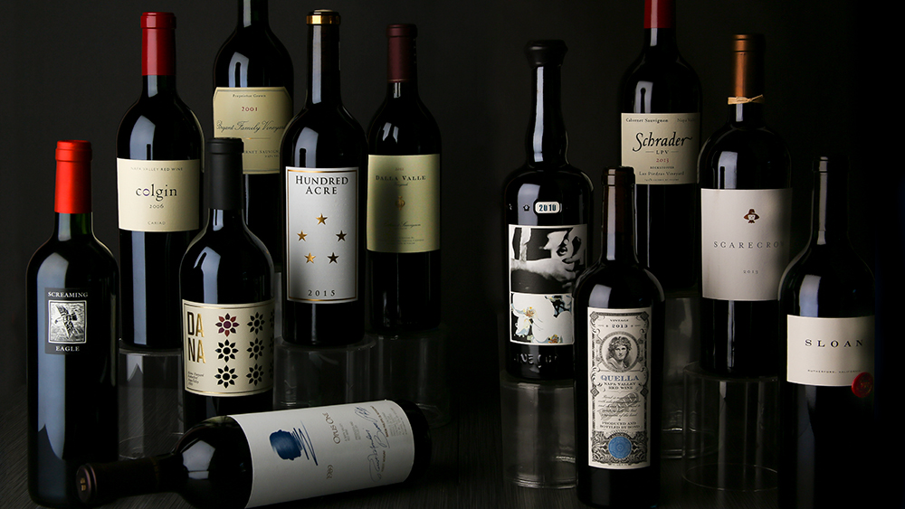 Blue-chip wines to invest in
