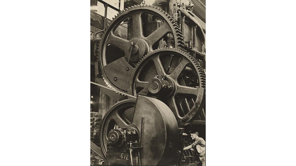 Margaret Bourke-White's Chrysler Corporation