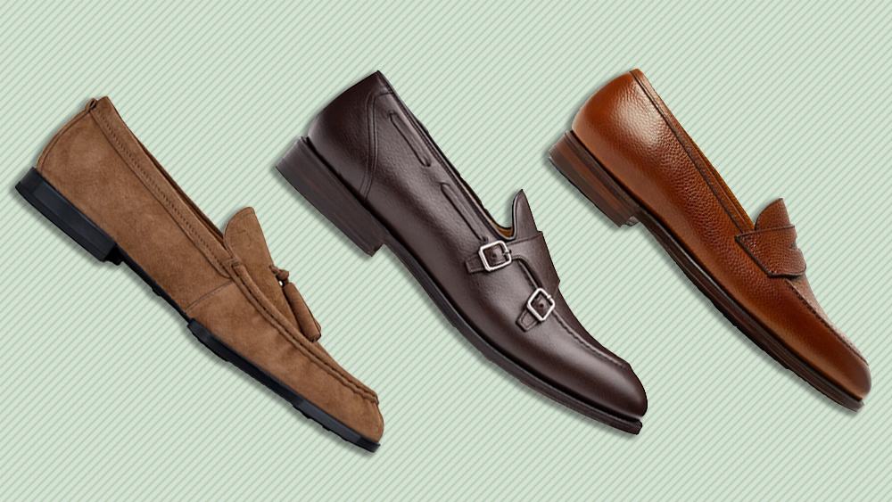 Loafers by Tod's, Church's and George Cleverley
