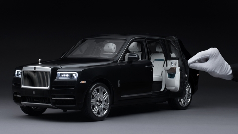 Rolls-Royce 1:8 Scale Cullinan Model