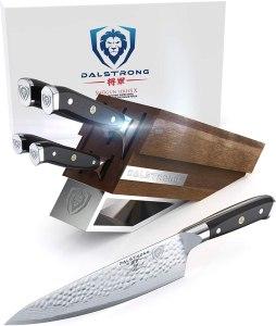Dalstrong Shogun Series X Knife Set Block