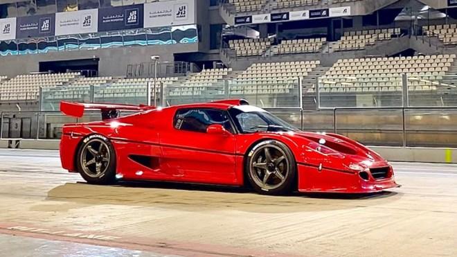 Ferrari G50 GT1
