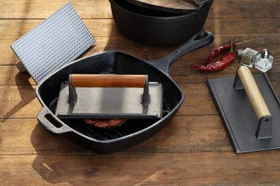 grill press featured image