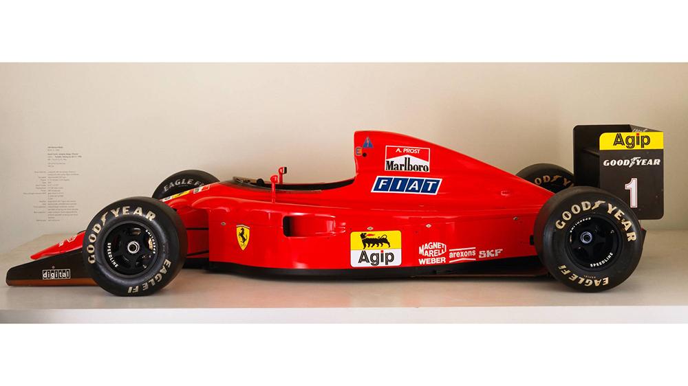 Ferrari Formula 1 Racing Car
