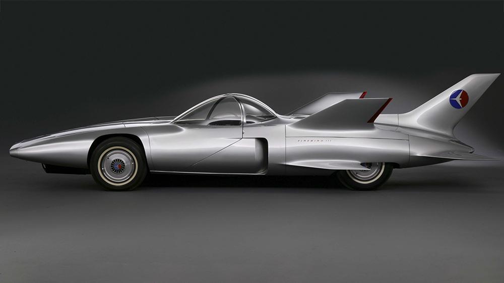 General Motors' Firebird III, 1958