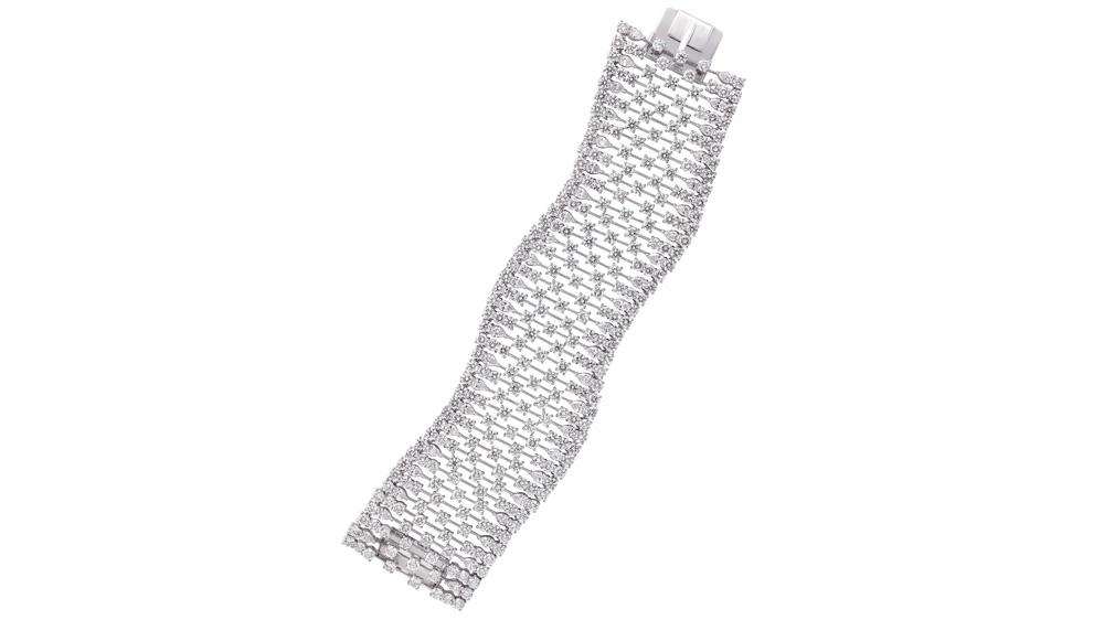 Christie's Graff Diamond Bracelet