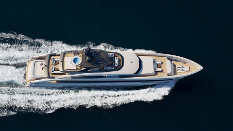 Heesen Aquamarine Project