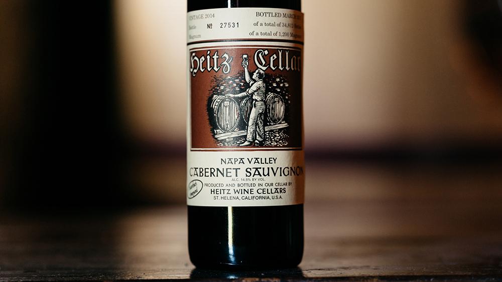 Heitz Cellar 2014 Martha's Vineyard