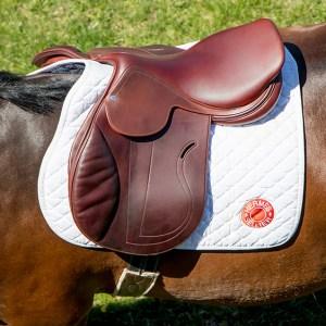 Hermès's new Vivace jumping saddle