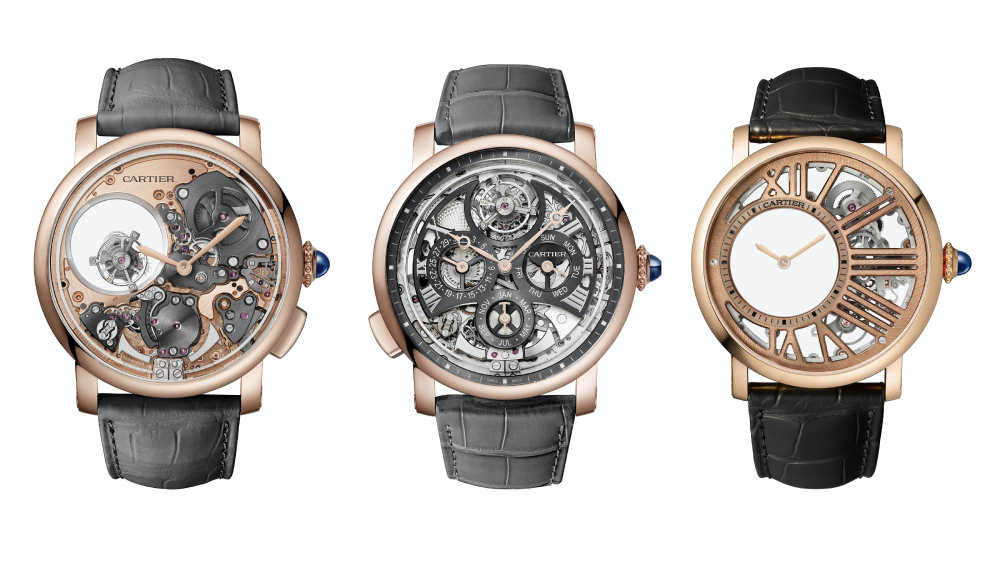 Cartier Fine Watchmaking Supercomplicated