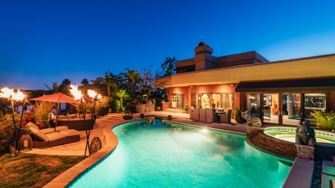 Tommy Lee's Calabasas, Calif home
