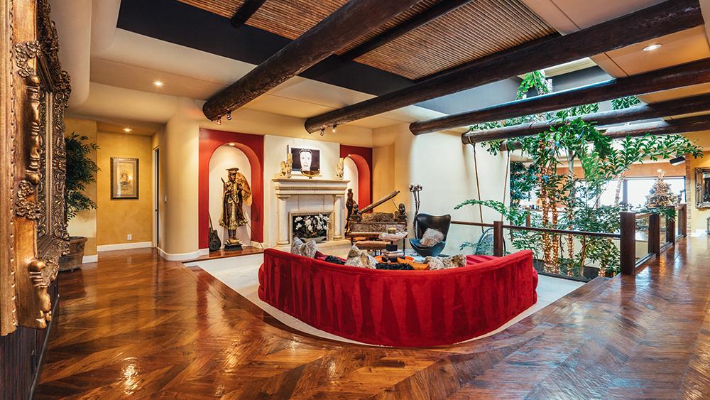 Tommy Lee's Calabasas, Calif home